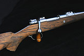 Bolt action rifle on MAUSER K98 action